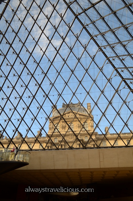 The Louvre @ Paris France 1