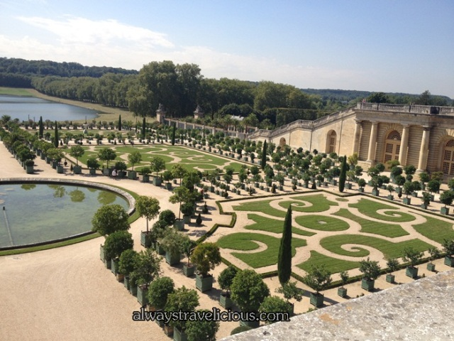 Landscape Garden @ Chauteau de Versailles @ outskirts of Paris, France 63