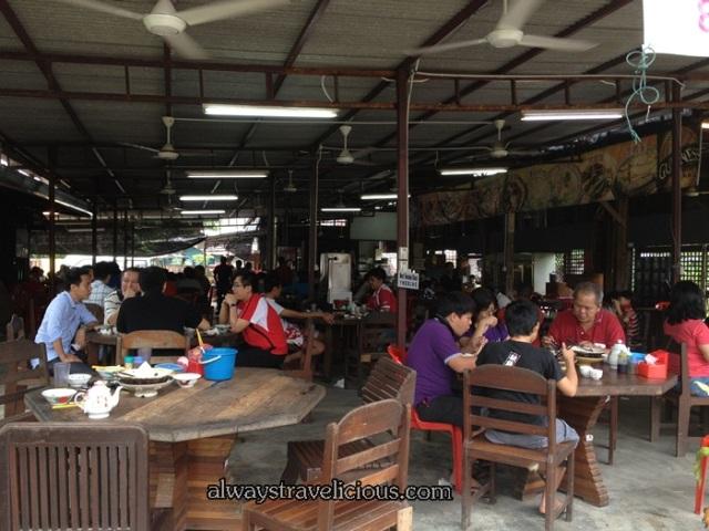 Xan Ling Segambut Hometown Dishes 13