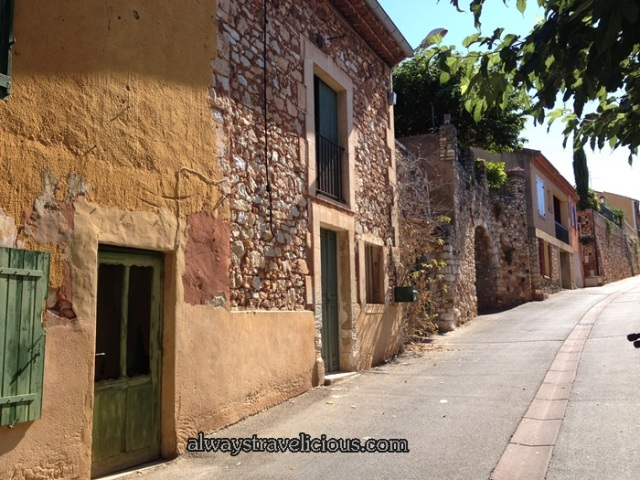 Roussillon Village @ Luberon, France