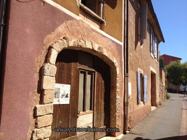 Roussillon Village @ Luberon, France 17