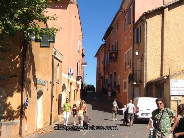 Roussillon Village @ Luberon, France 16