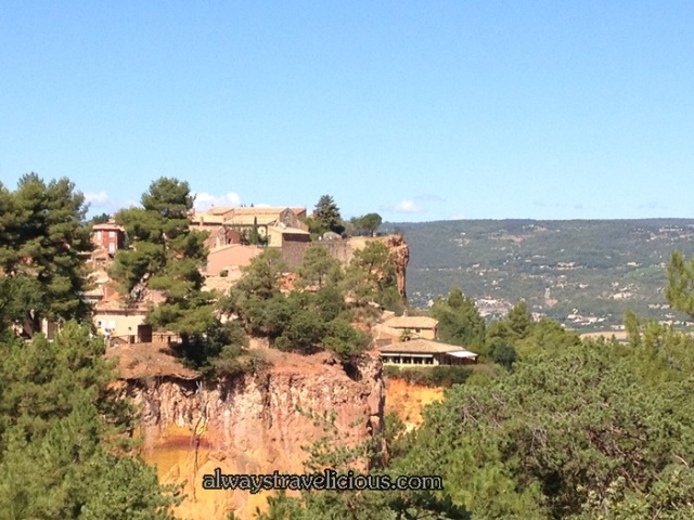 Le Sentier des Ocres @ Roussillon Village 5