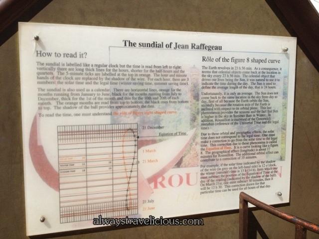The Sundial of Jean Raffegeau