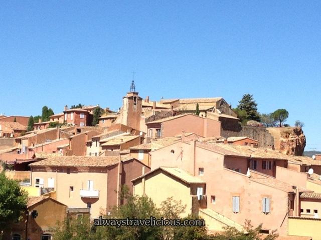Roussillon Village @ Luberon, France 11