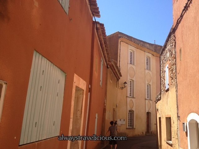 Roussillon Village @ Luberon, France 5