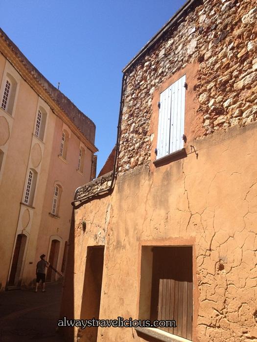 Roussillon Village @ Luberon, France 4