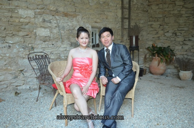 Pre Wedding Photograpy @ Le Mas Des Roses @ Gordes, France 3