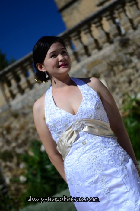 Pre Wedding Photography @ Lourmarin Castle 1