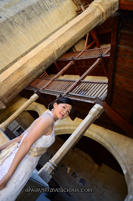 Pre Wedding Photography @ Lourmarin Castle 4