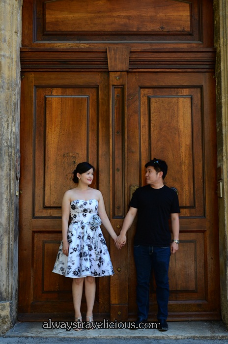 Pre Wedding Photography @ Lourmarin Castle 13
