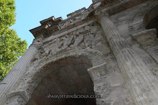 The Triumphal Arch @ Orange France 3