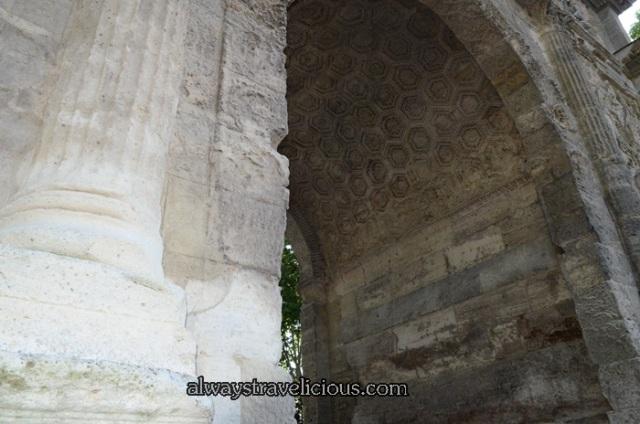 The Triumphal Arch @ Orange France 2