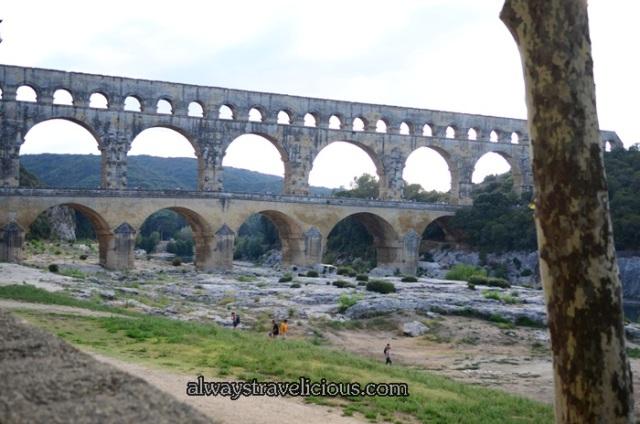 Pont Du Gard @ France 8