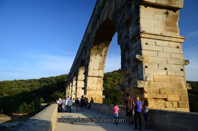 Pont Du Gard @ France 5