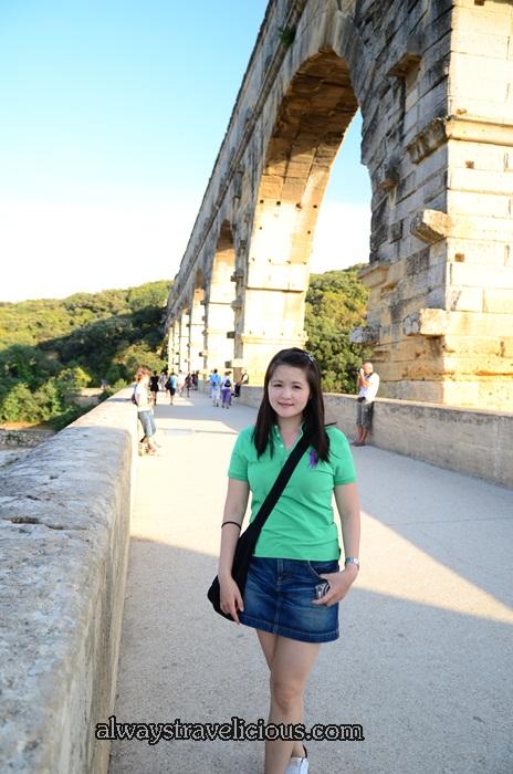 Pont Du Gard @ France 3