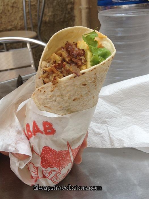 Doner Kebab @ Apt Market @ France 3