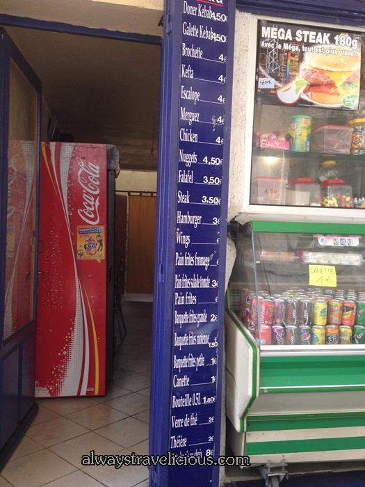 Doner Kebab @ Apt Market @ France 4