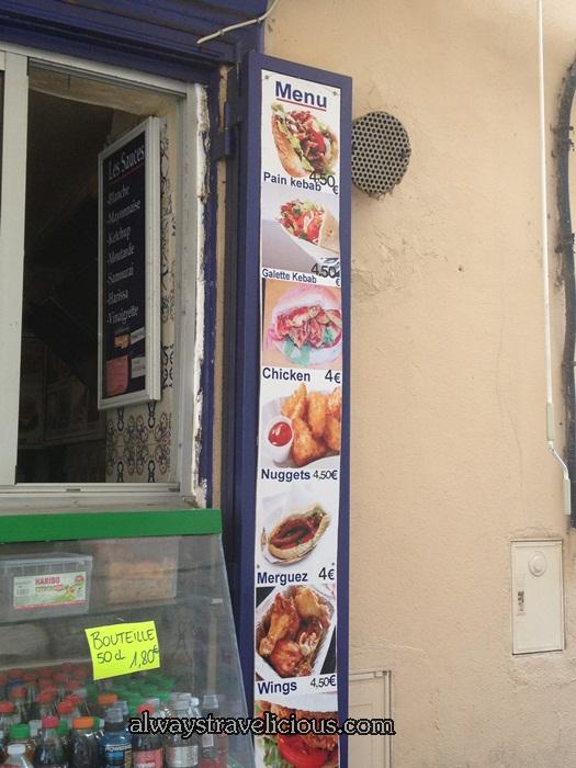 Doner Kebab @ Apt Market @ France 5