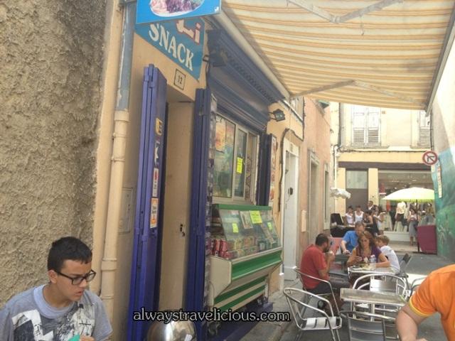 Doner Kebab @ Apt Market @ France 6
