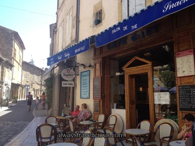 Cafe Gaby @ Lourmarin France 11