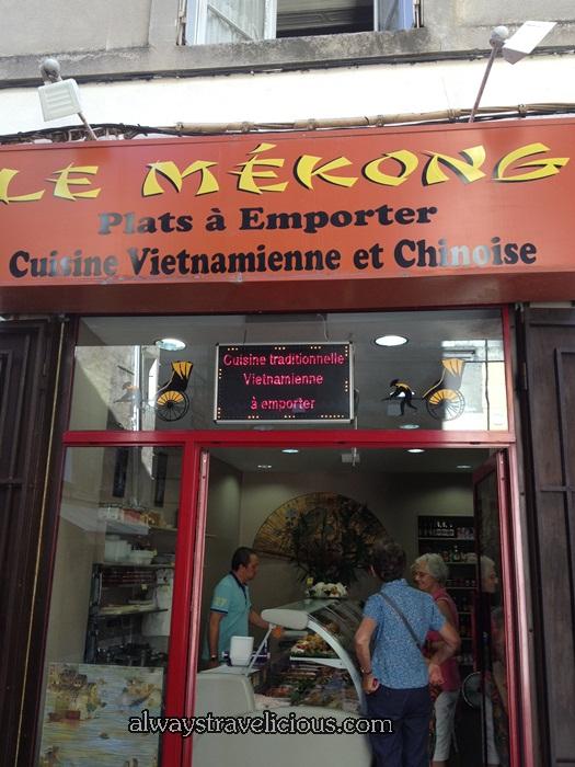 Le Mekong Vietnamese Cuisine @ Aix En Provence, France 4