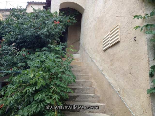 bed and breakfast ancienne maison des gardes lourmarin