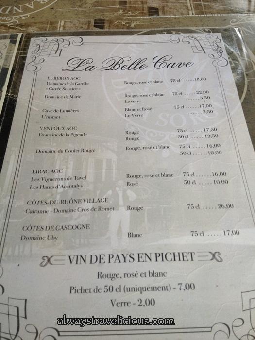 Grand Cafe De La Sorgue @ L'Isle Sur La Sorgue @ Provence France 9