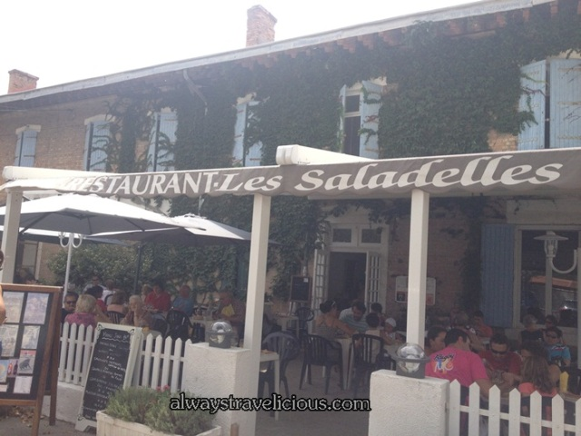 Restaurant Le Saladelles @ the Camargue, France 5
