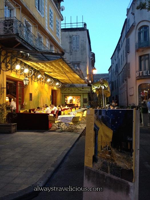 Le Cafe La Nuit @ Arles France 1
