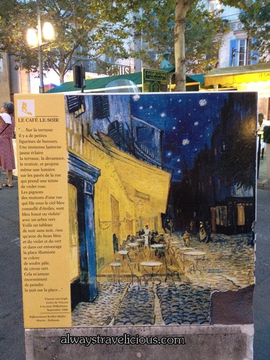 Le Cafe La Nuit @ Arles France  2