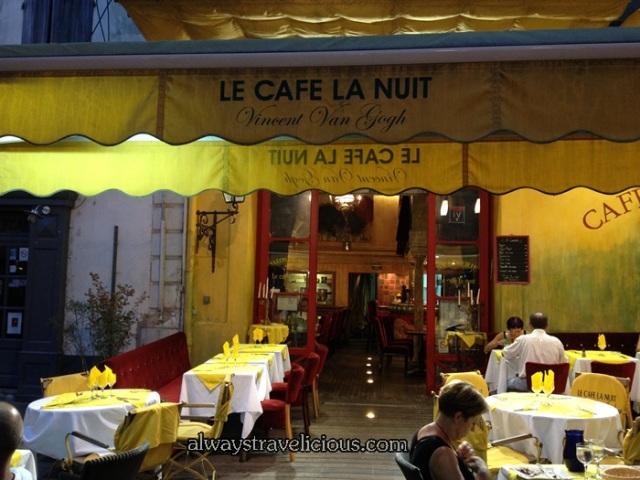 Le Cafe La Nuit @ Arles France 3