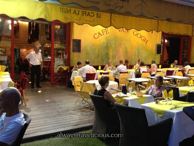 Le Cafe La Nuit @ Arles France 4