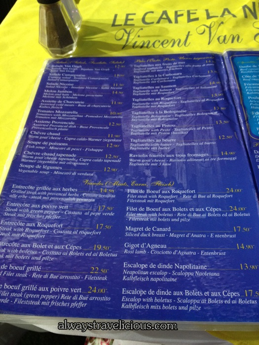 Le Cafe La Nuit @ Arles France 6