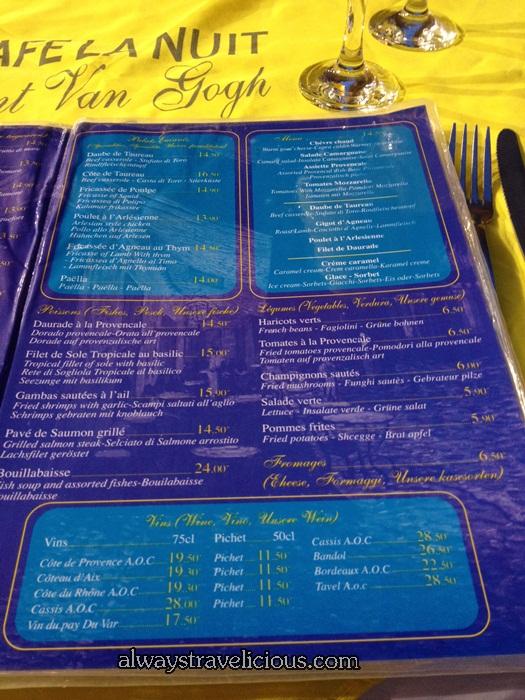 Le Cafe La Nuit @ Arles France 7