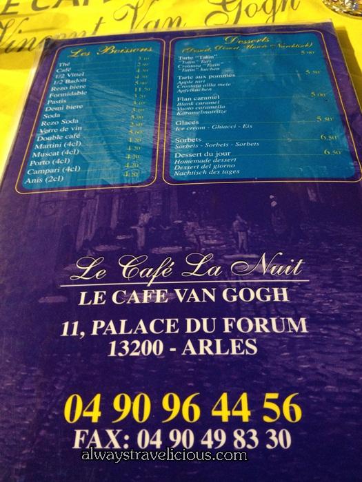 Le Cafe La Nuit @ Arles France 8