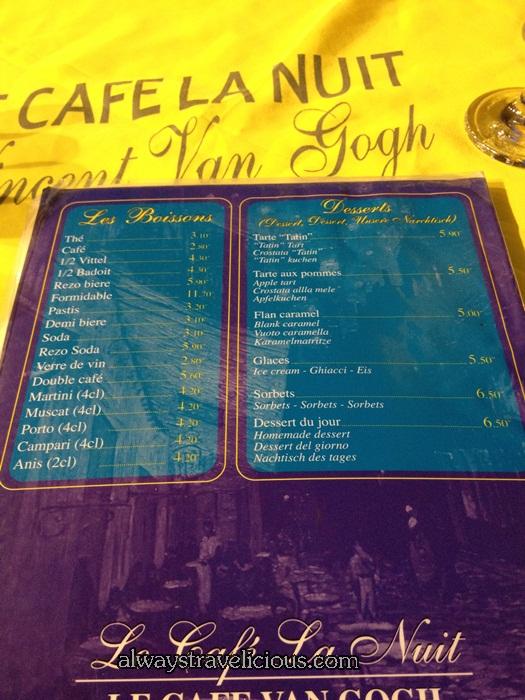Le Cafe La Nuit @ Arles France 9