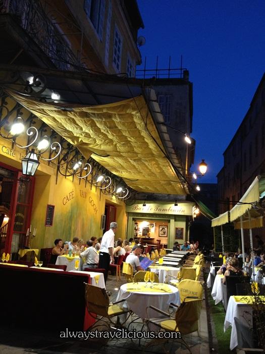 Le Cafe La Nuit @ Arles France 10