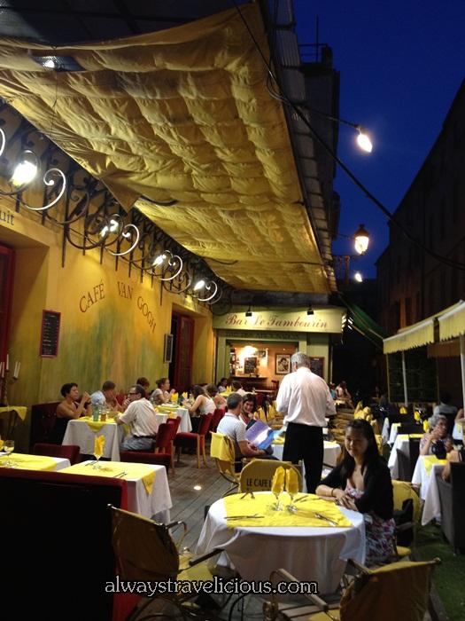 Le Cafe La Nuit @ Arles France 11