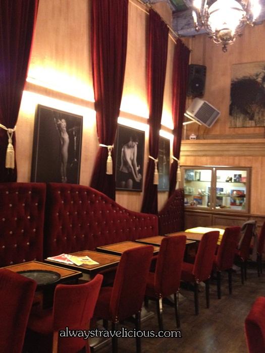 Le Cafe La Nuit @ Arles France 24
