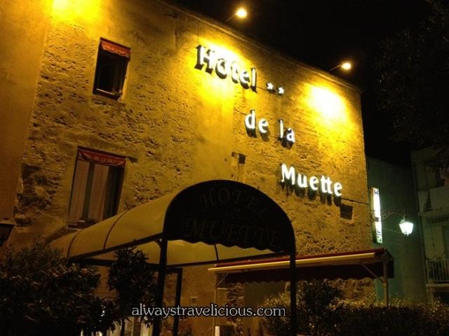 Hotel de la Muette @ Arles, France 19