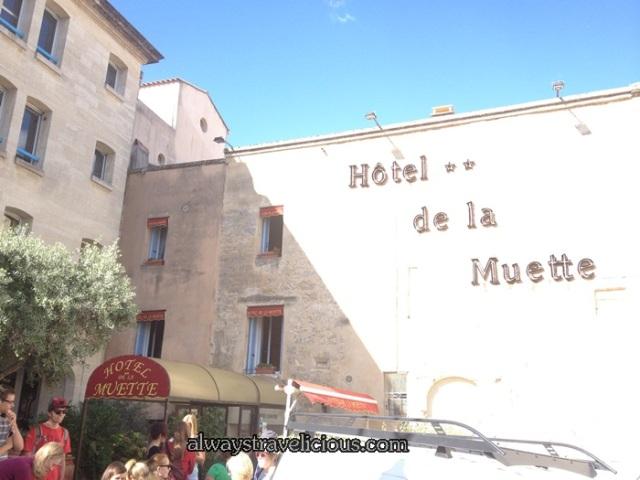 Hotel de la Muette @ Arles, France 35