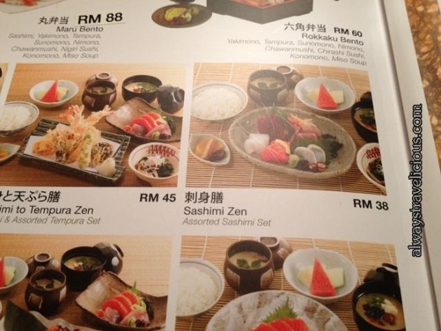 Rakuzen Japanese Restaurant @ Hartamas Mall @ Kuala Lumpur, Malaysia 8