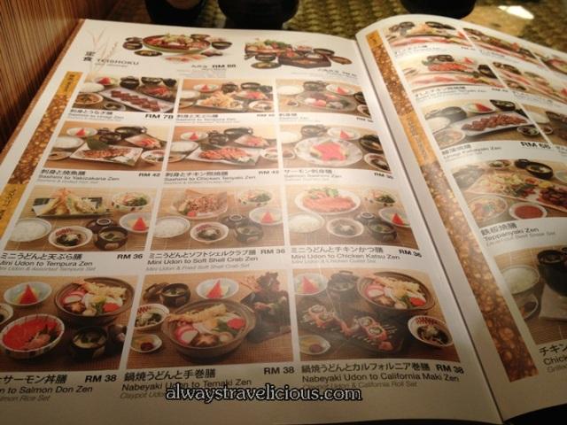 Rakuzen Japanese Restaurant @ Hartamas Mall @ Kuala Lumpur, Malaysia 10