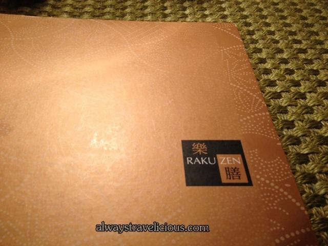 Rakuzen Japanese Restaurant @ Hartamas Mall @ Kuala Lumpur, Malaysia 11