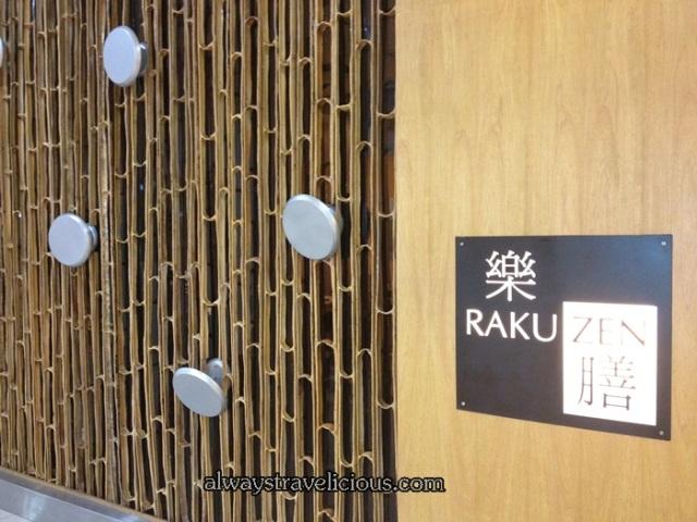 Rakuzen Japanese Restaurant @ Hartamas Mall @ Kuala Lumpur, Malaysia 1