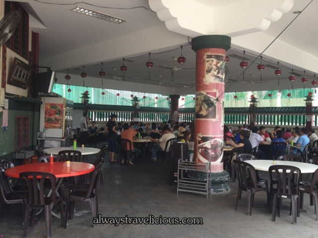 Restaurant Tian Xia @ Balakong, Kuala Lumpur, Malysia 10