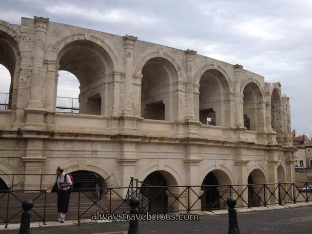 Arles Amphitheatre @ France 20