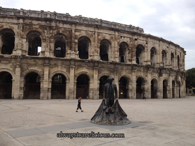 Arena/ Amphiateatre of Nimes @ France 2