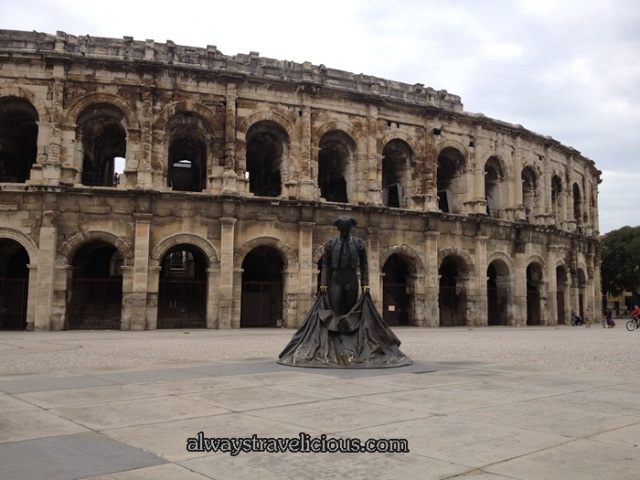 Arena/ Amphiateatre of Nimes @ France 3